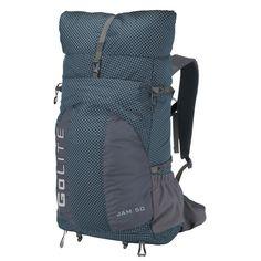 Jam 50L Pack (Unisex) - Named the Backpacker Magazine's Best All-Around Ultralight Pack!,