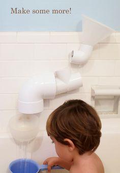 在浴室玩接水管遊戲 - DECOmyplace