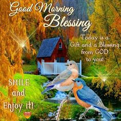 Good Morning Blessing, Smile and Enjoy it! Inspirational Morning Prayers, Blessed Morning Quotes, Morning Wishes Quotes, Good Morning Quotes For Him, Good Morning Beautiful Quotes, Morning Memes, Good Morning Texts, Morning Blessings, Good Morning Picture
