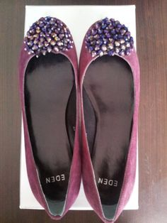Flats, Sandals, Flip Flops, Fashion, All About Fashion, Purple, Shabby Chic, Colors, Trends