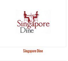 Logo Design For  Singapore Dine