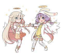 IA und Yuzuki Yukari