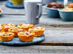 Tartelettes au poivron