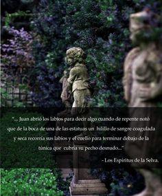 Los espiritus de la selva- Rocio B. Elysee