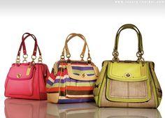 Coach 2009 Spring Collection -