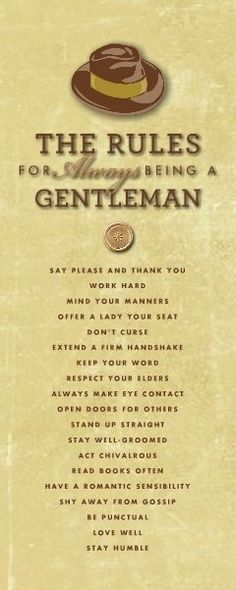 Pay close attention gentlemen..