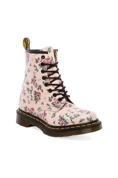 8477b56722b3 Dr. Martens 1460 W 8-Eye Boot in Pink