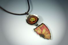 Susan Lenart Kazmer : Resin Jewelry
