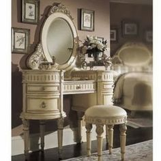 Bedroom Vanities Would be Great Investment | All Kinds of Furniture  Have you complete your bedroom by using bedroom vanities ? yah, this is the best ideas to make your bedroom looks more interesting, not only that but you as the one who live on that room, you can use this bedroom vanities as what you need, because it really important for you.