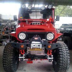 No photo description available. Jeep 4x4, Jeep Truck, Pickup Trucks, Land Cruiser 4x4, Toyota Fj Cruiser, Toyota Fj40, Toyota Trucks, Daihatsu, Best Off Road Vehicles