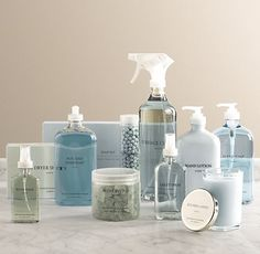 Shore by Restoration Hardware smells exactly like the sea. Love.
