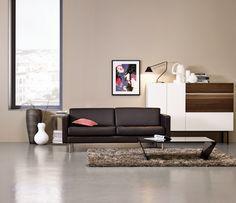 BoConcept, ook voor een strak en minimalistisch interieur.