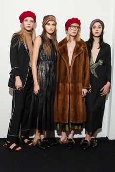 Gucci Fall 2015 Ready-to-Wear - Beauty - Gallery - Style.com
