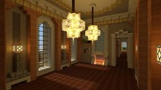 Palace of Versailles - 1665 Minecraft Map Château Minecraft, Minecraft Light, Minecraft House Plans, Minecraft Mansion, Minecraft Medieval, Minecraft House Designs, Minecraft Construction, Minecraft Tutorial, Minecraft Blueprints