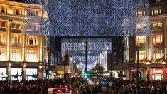 Weihnachten in London 2020 - Danke an die Helden: The Chill Report London Christmas Lights, Best Christmas Light Displays, Harrods Christmas, Spice Girls, Weihnachten In London, Visit Oxford, London Transport Museum, London Landmarks, Oxford Street