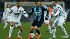 Welcome to Sport Theatre: Marseille into French Cup semi-finals after edging...