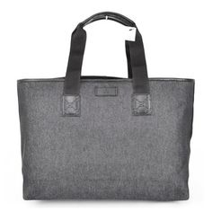 Gucci Travel Black Denim Tote Bag. Get one of the hottest styles of the season! The Gucci Travel Black Denim Tote Bag is a top 10 member favorite on Tradesy. Save on yours before they're sold out!