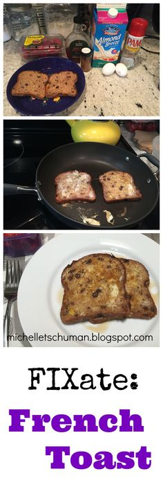 Looking for a delicious AND healthy french toast recipe? Look no further than my review of the FIXate French Toast! *Perfectly aligned for 21 Day Fix as well!