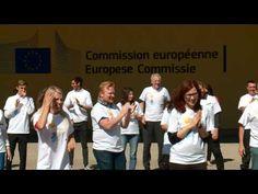 Ode-to-code dance school for Code Week Ambassadors - YouTube