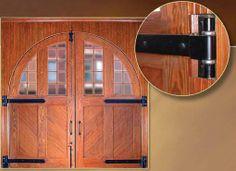 Beautiful country style door #country #hardware #specialty #custom explore barndoorhardware.com