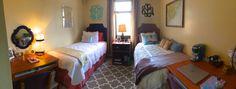 College of Charleston Dorm Room