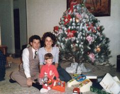 Jeff, Monica and Chad- 1984