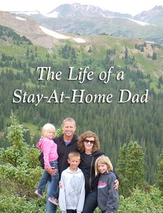 """Don't Call Me """"Mr. Mom"""" – The Life of a Stay-at-Home Dad 