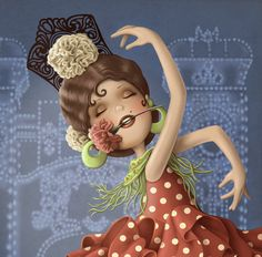 Nina de San Flamenca