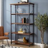 "Found it at Wayfair - Lucina 72"" Etagere Bookcase"
