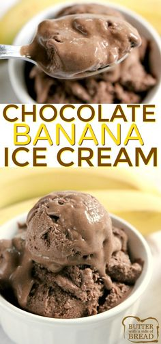 frozen banana recipes Chocolate Banana Ice Cream is made with only 4 ingredients and a blender, no ice cream maker required! This banana ice cream recipe is deliciously creamy, full of chocolate and so easy to make too! Homemade Banana Ice Cream, Chocolate Banana Ice Cream, Banana Nice Cream, Frozen Chocolate, Healthy Chocolate, Easy Chocolate Ice Cream Recipe, Banana Ice Cream Healthy, Easy Ice Cream Recipe, Chocolate Chocolate