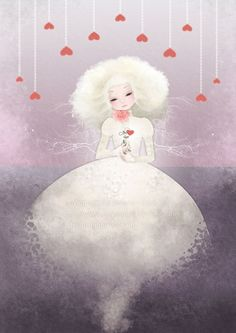 Print Limited Edition of Mon Amour 1/100 by DesiCloe on Etsy, €30.00