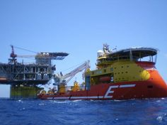 Eidesvik sheds offshore construction vessel