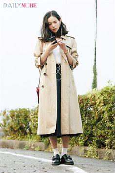 【今日のコーデ/比留川游】夜の予定ありの水曜日は新鮮トラッドガーリーに♡   ファッション(コーディネート・流行)   DAILY MORE