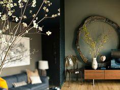 elle decor modern life concept house shot by jamie beck for sacramento street