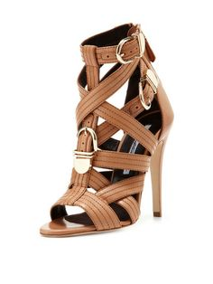Encanta Sandal by Brian Atwood at Gilt
