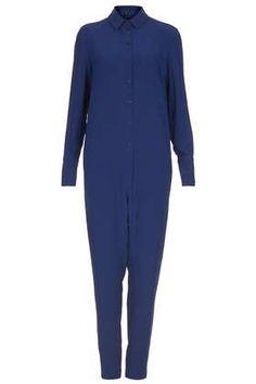Crepe Jumpsuit by Boutique - Jumpsuits - Rompers and Jumpsuits  -   love it