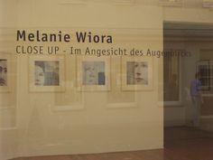 Melanie Wiora, CLOSE UP - Im Angesicht des Augenblicks, 6. Mai bis 3. Juni 2006