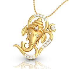 Hanssini Jewels 14k White Gold Plated 1.75 CT Round Cut Black CZ Halo Pendant Necklace 18 Chain