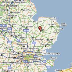 "Long Walks on the ""Fence"" > Royal Air Force Lakenheath > Article ..."