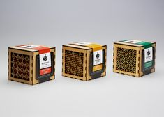 Blooming Phoenix (Student Project) on Packaging of the World - Creative Package Design Gallery