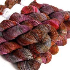 Browse all products in the Yarn category from Hedgehog Fibres. Hedgehog Fibres, Yarn Inspiration, Yarn Stash, Hand Dyed Yarn, Yarn Colors, Knitting Yarn, Burlap Wreath, Plum, Crocheting