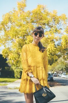 Must Have Mustard Pieces | Jenny Cipoletti of Margo & Me