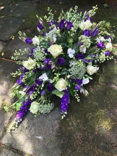 Casket Flowers, Grave Flowers, Cemetery Flowers, Church Flowers, Funeral Flowers, Wedding Flowers, Funeral Flower Arrangements, Christmas Arrangements, Wreaths For Funerals
