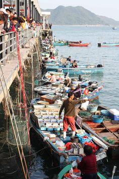 Sai Kung Seafood Market | Hong Kong.