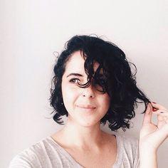 Inspiração para meu cabelo