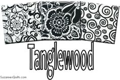 Tanglewood - Stunning in Black and White!