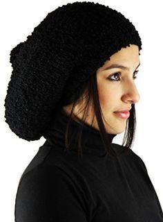 Knitted 100% by Hand ALPACA Rasta Hat - Black Luxury II (MEDIUM) Review fffc57d3cbec