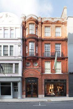 london spirit #red #brick #victorian