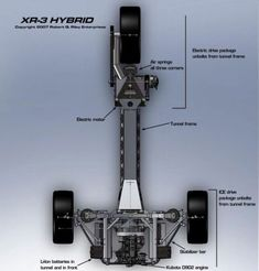 Kit Cars, Diesel Hybrid, Fuel Efficient Cars, Car Head, Reverse Trike, Third Wheel, Futuristic Cars, Pedal Cars, Electric Cars