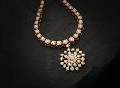 Diamond Jewellery Collections – Navrathan Jewellers